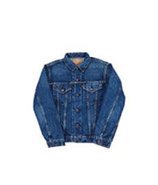 60's Denim Jacket Used Wash