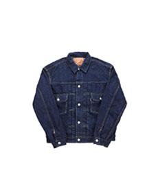 50's Denim Jacket One Wash