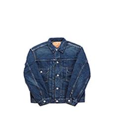50's Denim Jacket 2Year Wash