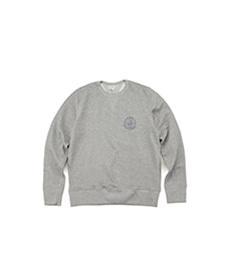 344 Sweatshirt Eskimo Grey Melange
