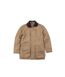 Chiltern Field Coat Teviot Tweed