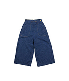 Baggy Ranch Pants One Wash