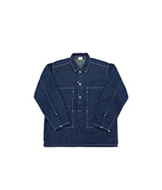 PW Pullover Shirt Jacket One Wash