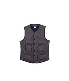 BB Cloth Vest Salt/Pepper