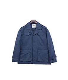 Valstarino Field Jacket Blue