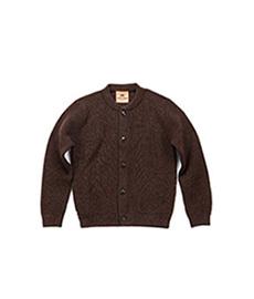 Skipper Jacket Natural Brown