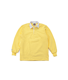 Classic Rugby Jersey Lemon