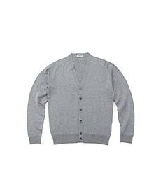 Burley Cardigan L/S Silver