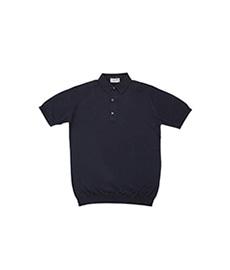 Adrian Polo Shirt Navy