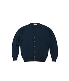 Burley Cardigan L/S Orion Green