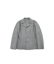Atelier Jacket Wool Grey