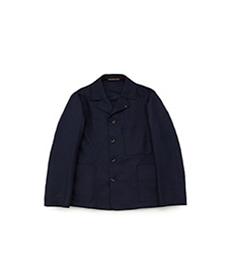Atelier Jacket  Double Hopsack D.Blue