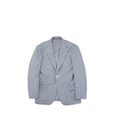 Cordlane Jacket Blue White