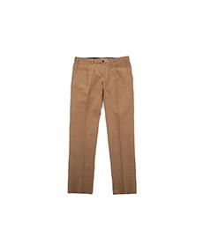 Mod.66 Cotton Twill Pants Dark Beige