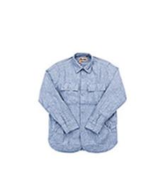 CPO Shirt Cotton Denim