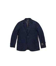 Ritz Jacket Wool Navy