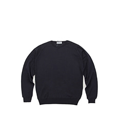 Clundy Pullover L/S Navy
