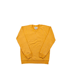 Embroided Arrow Sweat Racing Gold
