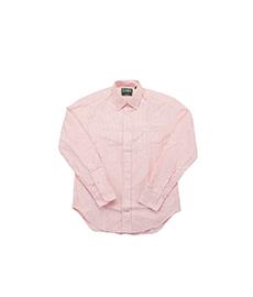 Oxford Shirt Orange Stripe