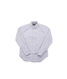 Oxford Shirt Purple Stripe