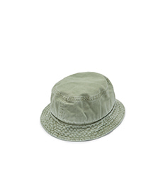 Bucket Hat Washed Army
