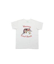 West Scout T-Shirt Red