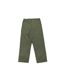 Fatigue Pants 1960s VTG Sateen