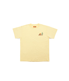 West's T-Shirt Yellow