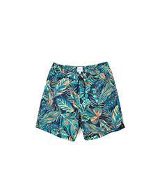 Swim Short Liberty Rainforest Navy