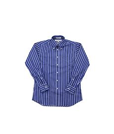Standard Fit Butcher Stripe Blue