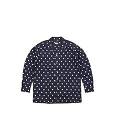 Abshinth Shirt Bar.2.0 Dylan Dot Navy