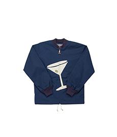 MM Boat Jacket Dry Martini Glass Navy