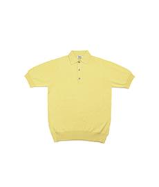 Cotton Pullover Sportshirt S/S New Primrose