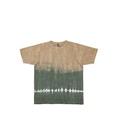 New Basic T-Shirt Chusen Dye Khaki