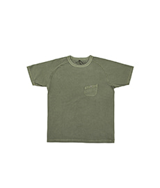 New Basic T-Shirt Pigment Green