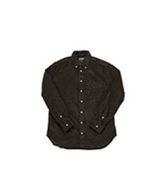 Corduroy Shirt Olive