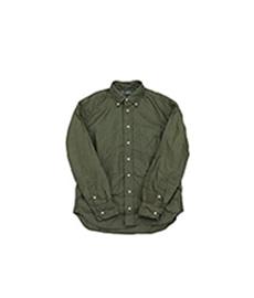 Oxford Shirt Olive Overdye