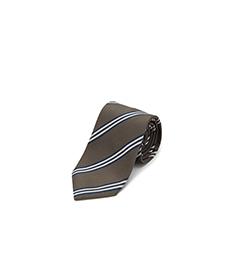 Regimental Tie Green