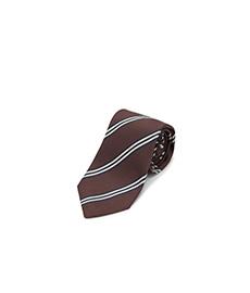 Regimental Tie Brown