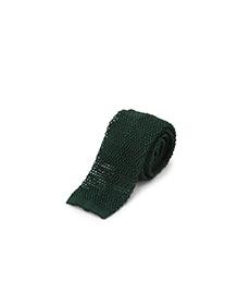 Knit Tie Cipresso