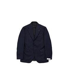Posillipo Jacket Navy Twill