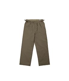Gurka II Trouser Wide Herringbone Olive