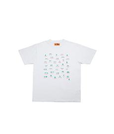 Indian Symbols T-Shirt White