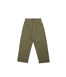 British Army Pant Vintage Twill Dark Green