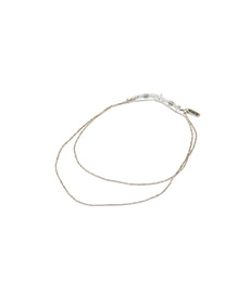North Works x West's 3Way Beads Top Silver