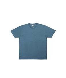 Short Sleeve Riviera Crew Neck T-Shirt Airforce