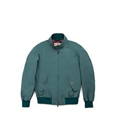 G9 Original Jacket Green Lake