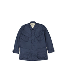 GT Jungle Fatigue Jacket with Ivory Down Liner Navy