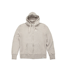 HDJKT02 Hooded Jacket Feather Grey