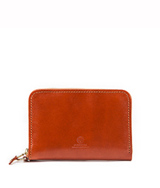 Wallet with Dividers Oxford Tan